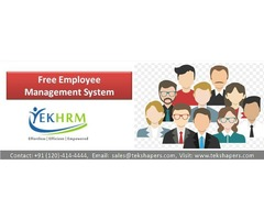 Employee Management System | HRMS