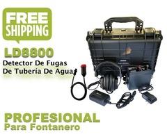 Localizador de detector de fugas de tubería de agua para fontanero | free-classifieds-usa.com