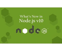 New Features in the NodeJs Development V.10