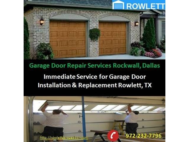 247 Emergency Garage Door Repair Services Rockwall Tx 2595