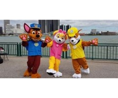 Cheap mascot costumes for sale