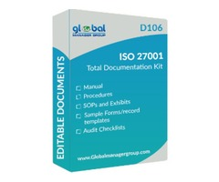 ISO 27001 Documentation Kit free download
