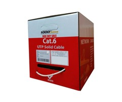 Best Quality CAT6 Plenum 1000ft Ethernet Cable in just $165.75