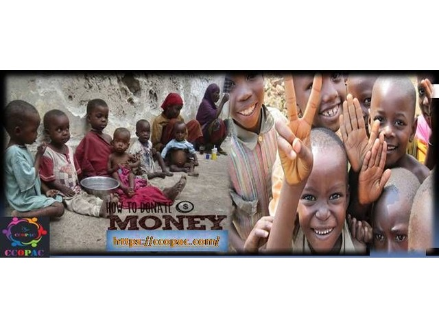 Donate money at Ccopac to end world hunger  | free-classifieds-usa.com
