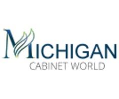 Kitchen cabinets in Michigan