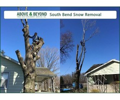 Finest Snow Removal Services South Bend Indiana