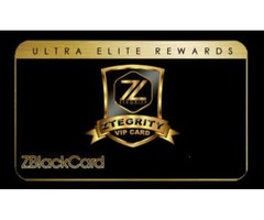 The ZBlackCard is the most POWERFUL Prep-Paid Debit Card in North America