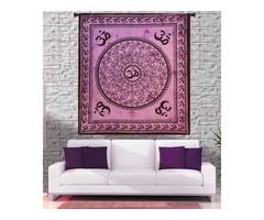 Spiritual Wall Hanging Tapestry Online from Handicrunch