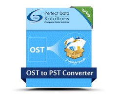 Recover OST files using PDS OST to PST Recovery Software