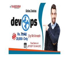 DevOps Online Training in USA - NareshIT