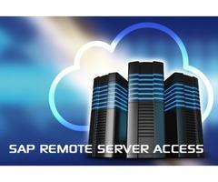 SAP ECC 6.0 EHP8 REMOTE SERVER ACCESS @ low price