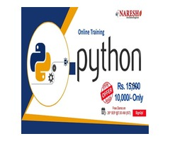 Python Online Training in USA - NareshIT