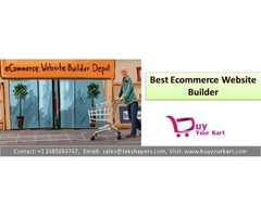 Best Ecommerce Website Builder | Web development Platform