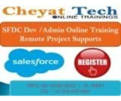 The Best Salesforce Online Training Institute - Cheyat Tech