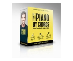 Learn to Play Piano by Chords Join Now