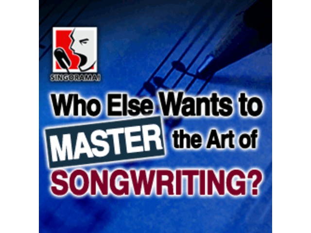 Guide To Songwriting Singorama  | free-classifieds-usa.com