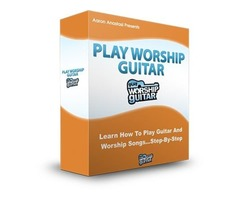 Christian Guitar Lessons - Learn Guitar....Learn Worship