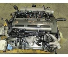 JDM 94-98 Toyota Supra 2JZ GTE Twin Turbo Engine 6 Speed Getrag Transmission BOX