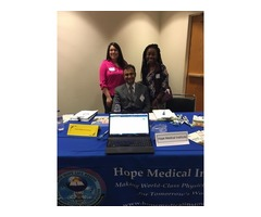 Train to Be a Medical Doctor at Hope Medical Institute