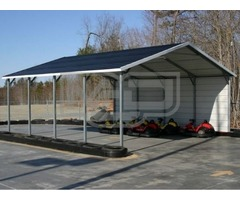 Lowest Possible Metal Carport Prices are Here