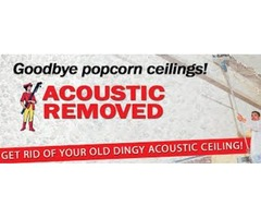Acoustic Removal Thousand Oaks