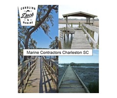 Top grade marine Contractors in Charleston SC