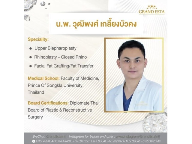 Top Cosmetic/Plastic surgery in Thailand Liposuction, Breast