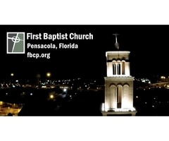 Worship God at Downtown Pensacola Churches
