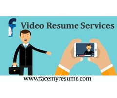 Search Job Through Video Resume| Create Professional Video Resume|Video Resume Creating Services