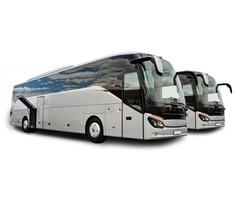 Enjoy Charter bus rental