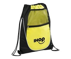 China Custom Drawstring Bags Wholesale Supplier
