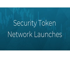 Security Token Network Launches