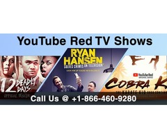 Stream your Favorite YouTube Red TV Shows