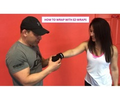 Heavy Bag Hand Wraps | Fit Actions