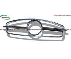 Mercedes W190 SL grille years (1955-1963) stainless steel