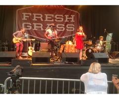 Music Festival in USA - FreshGrass