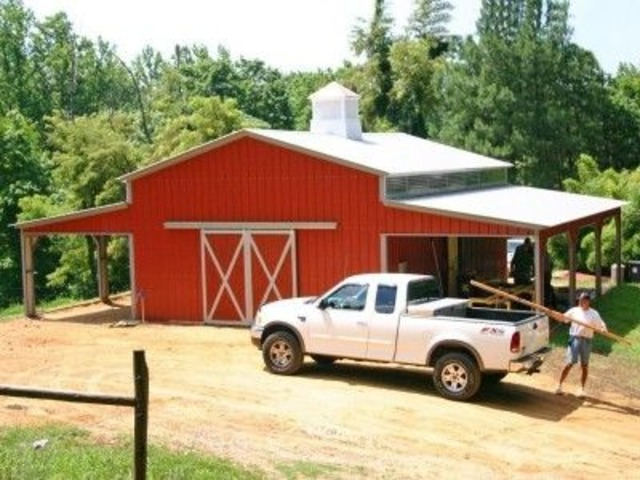 Metal Barn Kits >> Best Price Metal Barn Kits For Sale In North Carolina Home