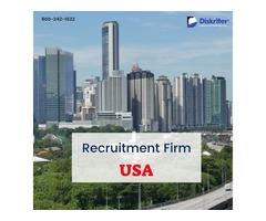 Recruitment firm
