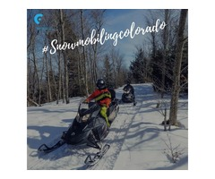Tour on Colorado Snowmobile Trails by Grand Adventures