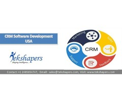 Tekshapers is the Best CRM software development company