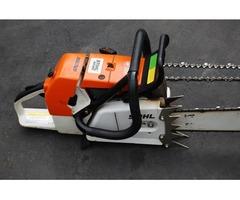 "Stihl MS880 chainsaw 42"" bar and chain MS 880 xtra chain"