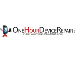 One Hour Device Repair | Smartphone Lifetime Warranty