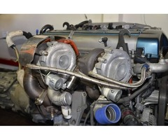Toyota Supra HKS Twin Turbo 6 Speed VVTI Engine 2JZGTE JZA80 Fcon VPro Sard ORC | free-classifieds-usa.com