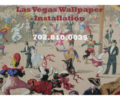 Las Vegas's Licensed Wallpaper Installation Contractor...Seamingly Straight Inc. | free-classifieds-usa.com