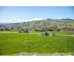 Comparatively the cost of Wenatchee land for sale