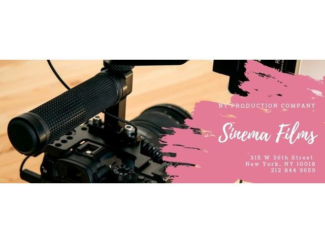 Sinema Films - TV Commercial Companies   free-classifieds-usa.com