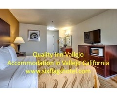 Find Top Vallejo Hotels For Holiday | Sixflagshotel.com
