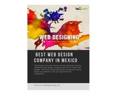 Reliable Web Development Companies in Mexico