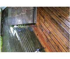 Deck Cleaning Services at Its Finest