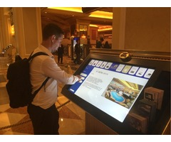 Hospitality Digital Signage Solution by Origin Group